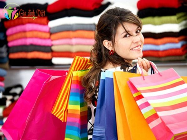 Chữa bệnh nghiện mua sắm cho các chị em phụ nữ như thế nào?
