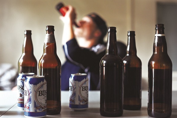Rượu, bia tàn phá gan chúng ta như thế nào 1