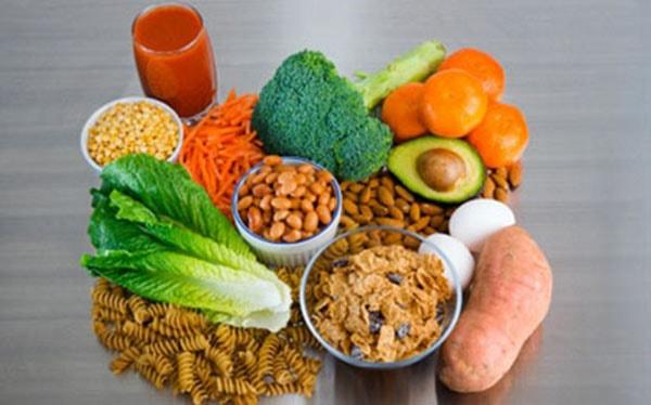 Tăng cường thực phẩm chứa axit folic để bé phát triển toàn diện