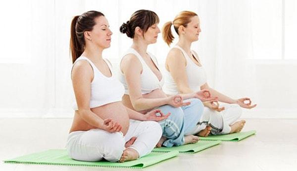 Tìm hiểu về triệu chứng khó thở ở phụ nữ mang thai 3