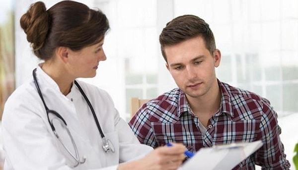 Đến gặp bác sĩ chuyên khoa để được tư vấn