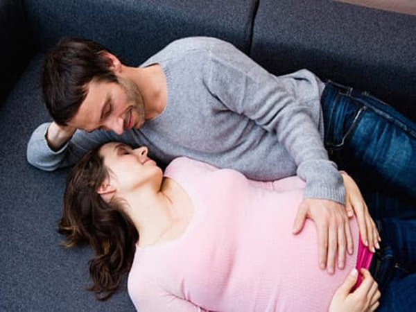 Tần suất quan hệ tình dục trong 3 tháng cuối thai kỳ
