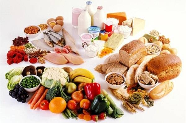 Chế độ dinh dưỡng đóng vai trò quan trọng