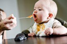 Thực đơn dành cho bé ăn dặm 4 tháng đủ chất và khoa học