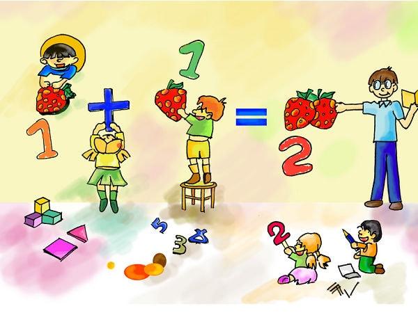 Học toán qua những mẩu chuyện