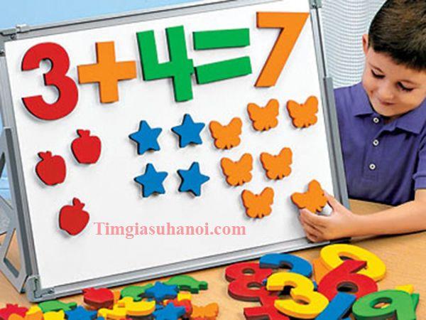 """Mách bạn 10 cách """"học mà chơi"""" khi dạy toán cho trẻ mẫu giáo"""