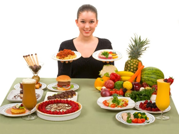 Chế độ dinh dưỡng có ảnh hưởng lớn đến việc sinh con gái