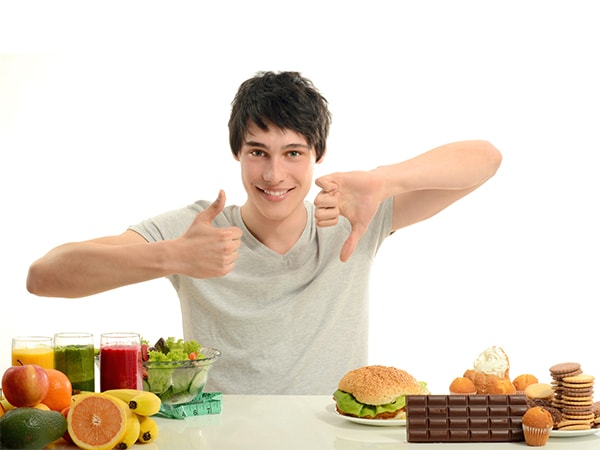 Bố cũng cần biết cách chọn lựa thực phẩm có lợi