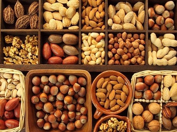 Các loại hạt chứa nhiều kẽm tăng khả năng thụ thai bé gái