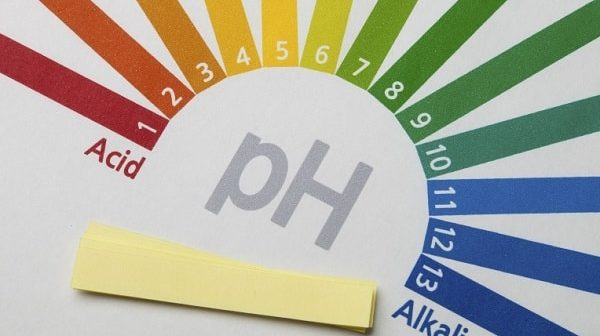Thang đo môi trường kiềm và axit