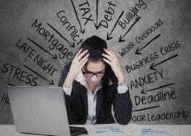 Top 10 dấu hiệu của stress nặng không thể bỏ qua