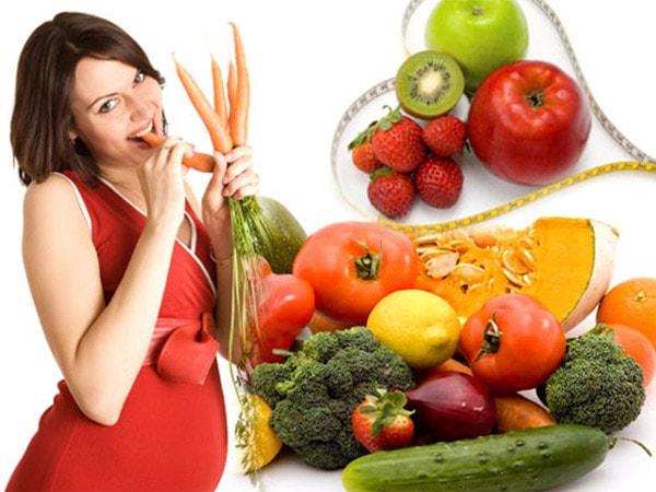 Mẹ thay đổi sở thích ăn uống chắc chắn là mang thai bé gái