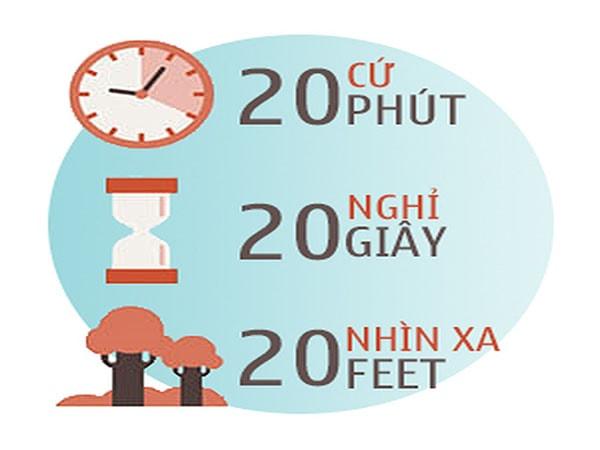 Môi trường làm việc có ánh sáng và nhiệt độ tốt giúp hạn chế các bệnh về mắt