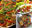 Cách làm món thịt bò xào ớt chuông