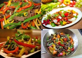Cách làm món thịt bò xào ớt chuông chỉ trong 30 phút