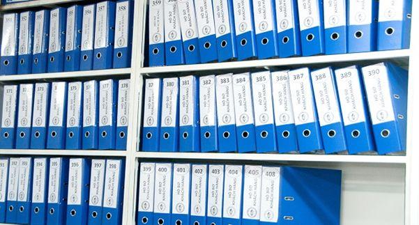 Các loại hồ sơ cần được phân loại theo hệ thống khoa học nhất