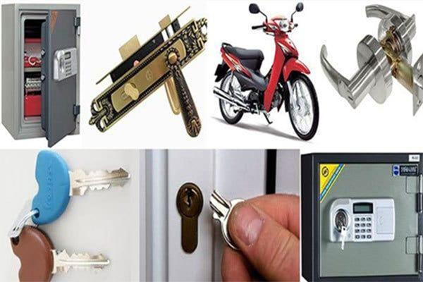 Các dịch vụ sửa chữa khóa thường xuất hiện ở nhiều con phố lớn nhỏ