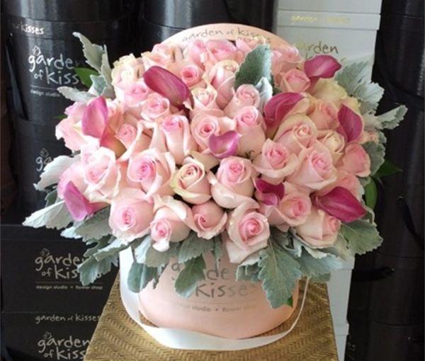 Hoa Hồng để thể hiện tình yêu với mẹ