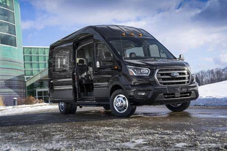 Tìm hiểu về Ford Transit và bảng giá dòng xe này hiện nay