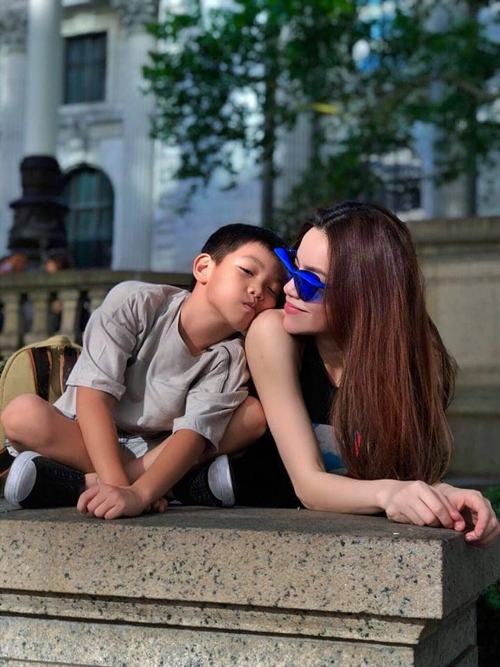 Con của sao Việt sống như nào