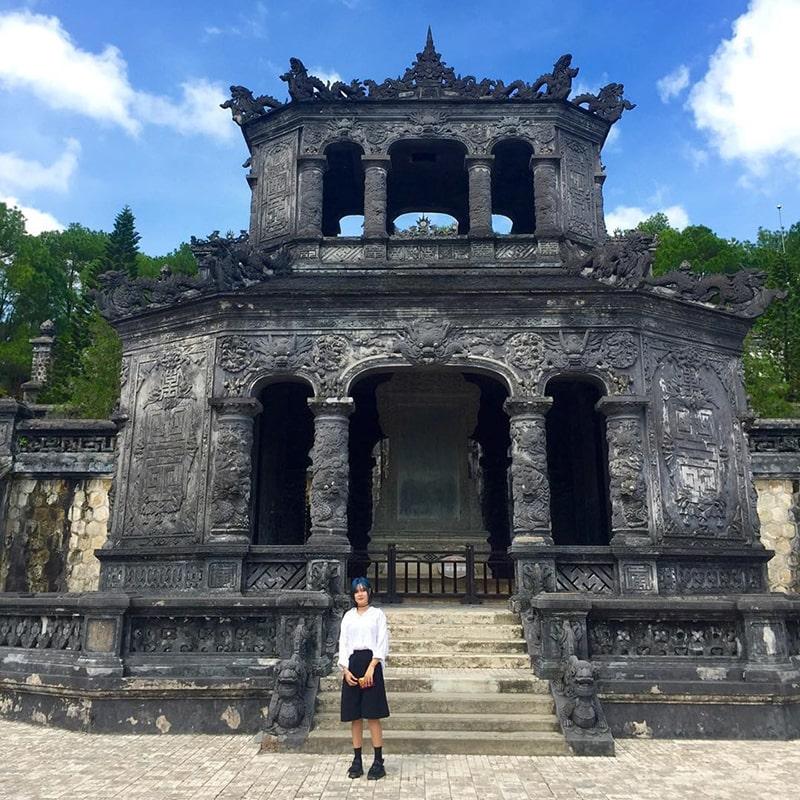 Tham quan bí mật về các khu lăng mộ cổ Huế