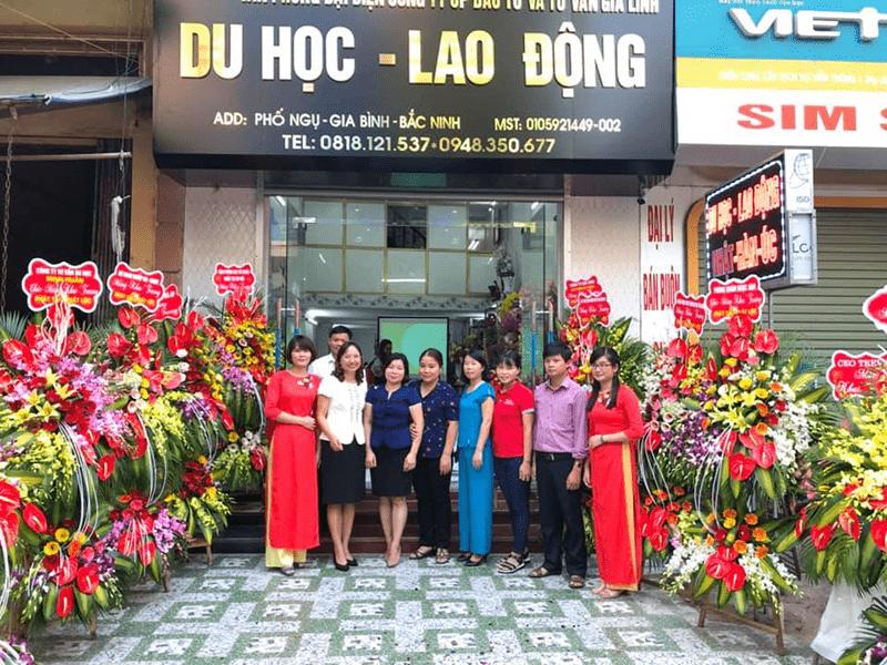 Gia Linh Education - Trung tâm tư vấn du Úc tại Bắc Ninh