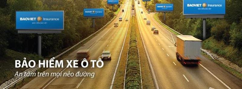 Hãng bảo hiểm ô tô Bảo Việt