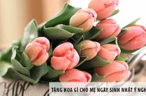 Tặng hoa gì cho mẹ ngày sinh nhật ý nghĩa nhất?