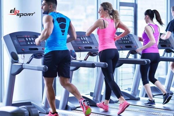 Có nên mua máy chạy bộ cũ cho phòng gym?