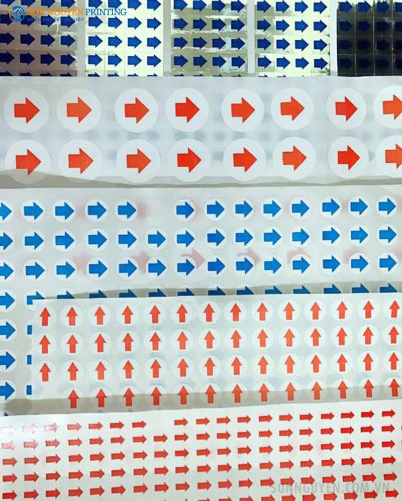 Các mẫu tem lỗi tại xưởng in Sơn Nguyên