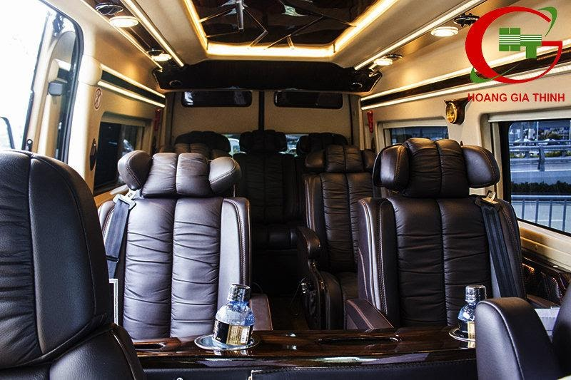 Thuê xe Limousine tuyến Hồ Chí Minh đi Đà Lạt