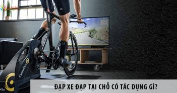 Đạp xe đạp tại chỗ có tác dụng gì?