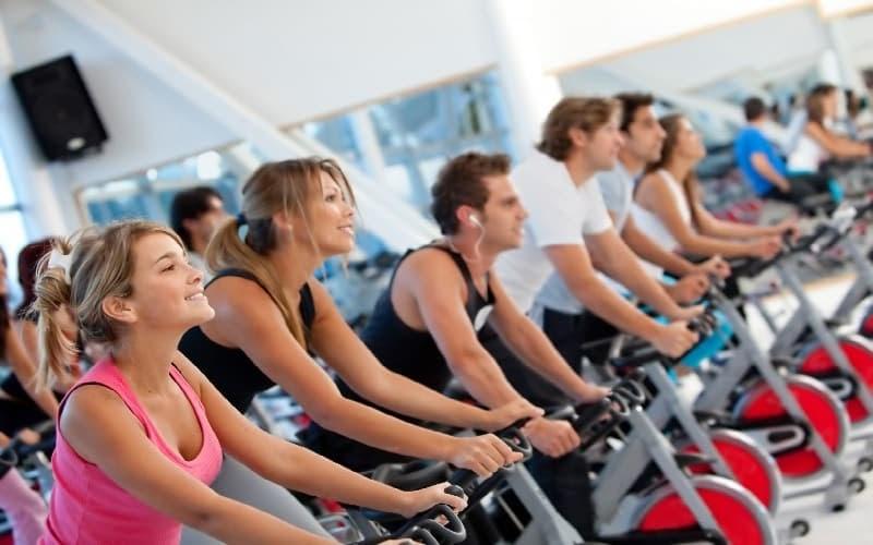 Đạp xe tại chỗ giúp giảm stress